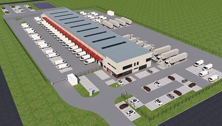 Radom,  Logistic Center