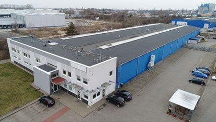 Hala produkcyjna ul.Metalowców 12-14