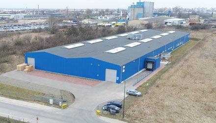 Hala produkcyjna ul.Noskowska 15-17